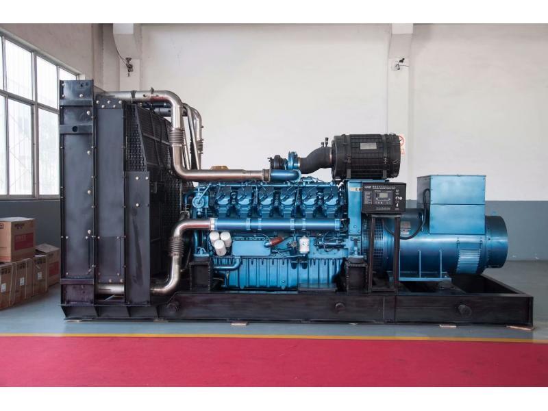 Baudouin Generator