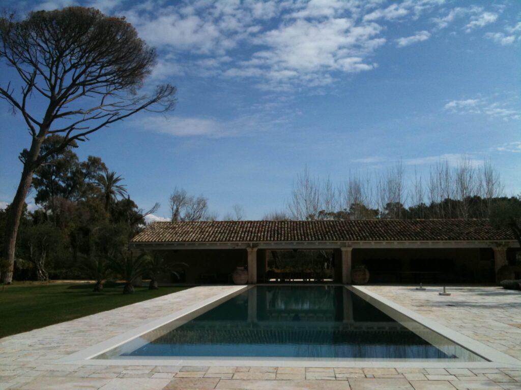Corfu Farm exterior