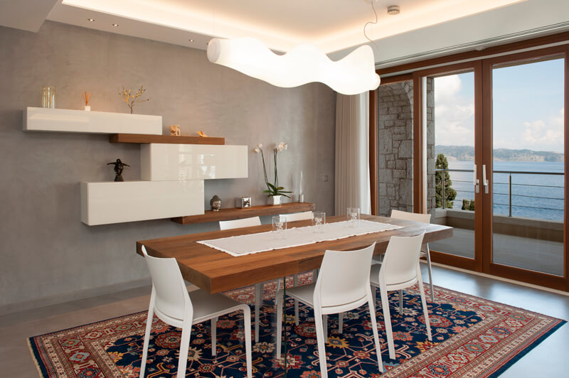 Villa Alba & Adelphi εσωτερικά