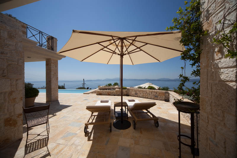 Villa Saudade views
