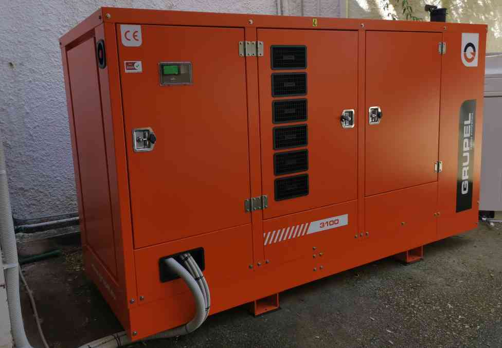 Grupel generator